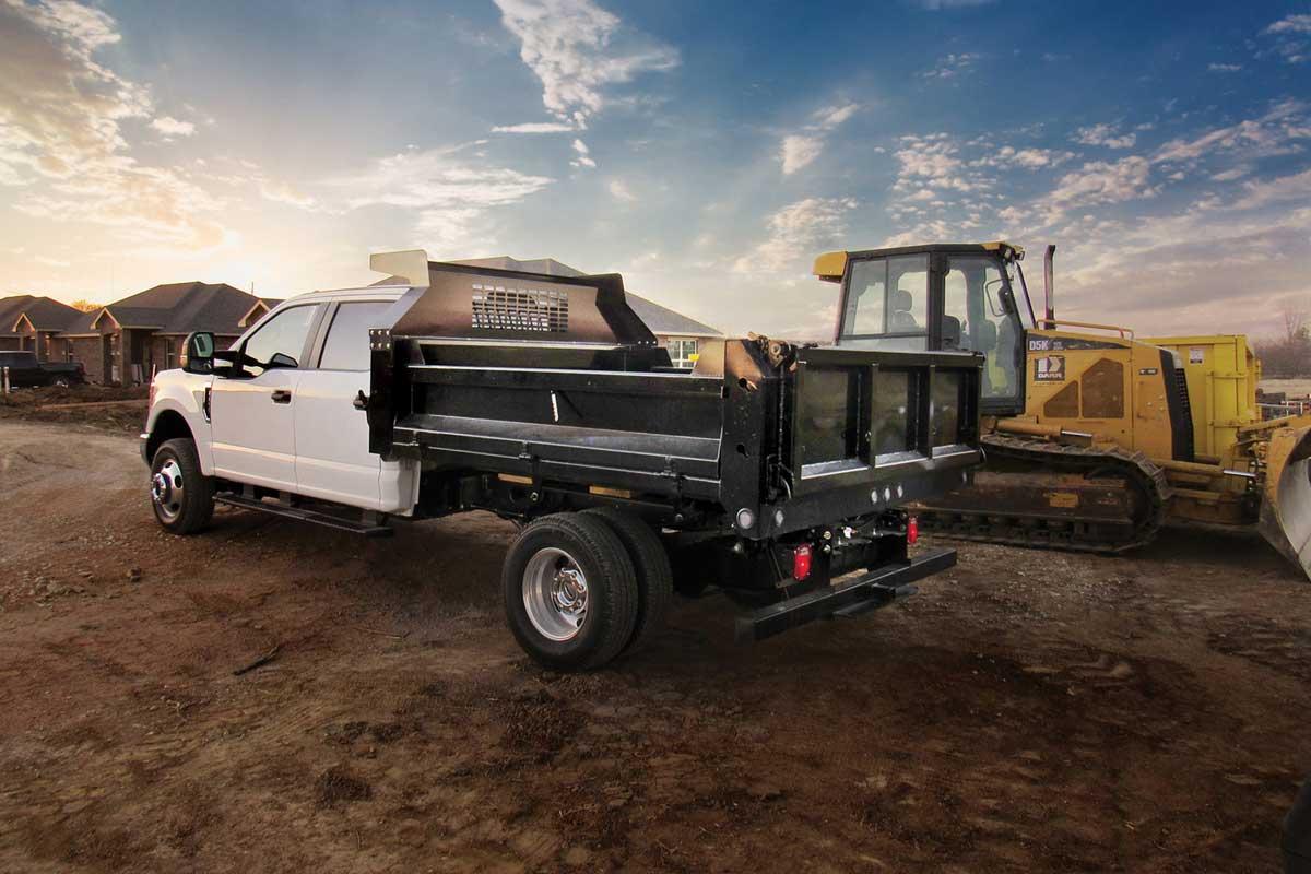 CM Truck Beds Dump Body