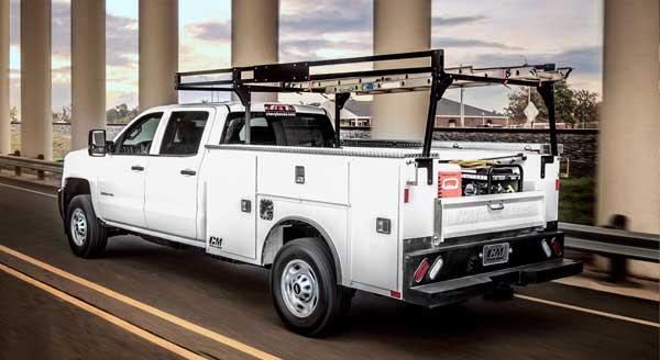 CM Truck Beds Service Body