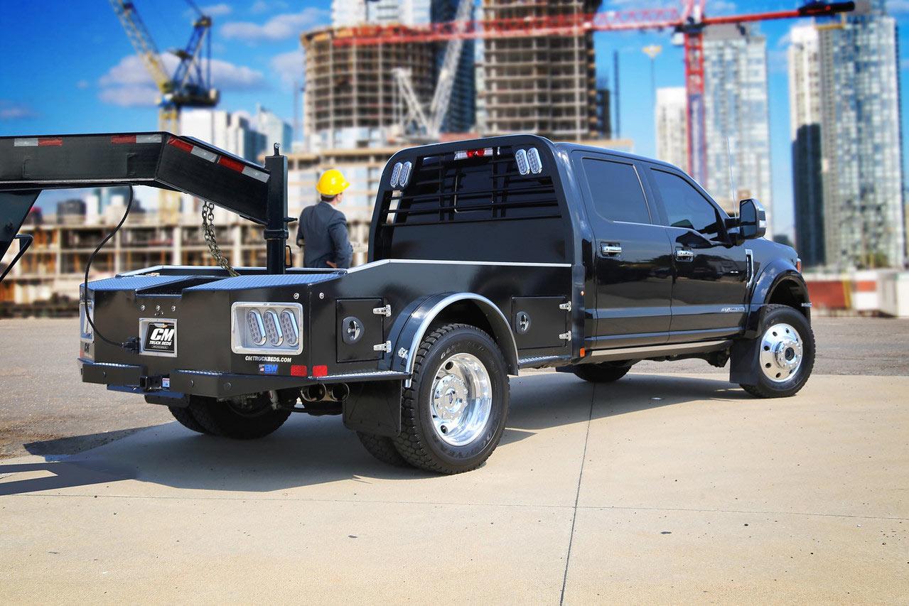 Er Steel Skirted Hauler Body Cm Truck Beds