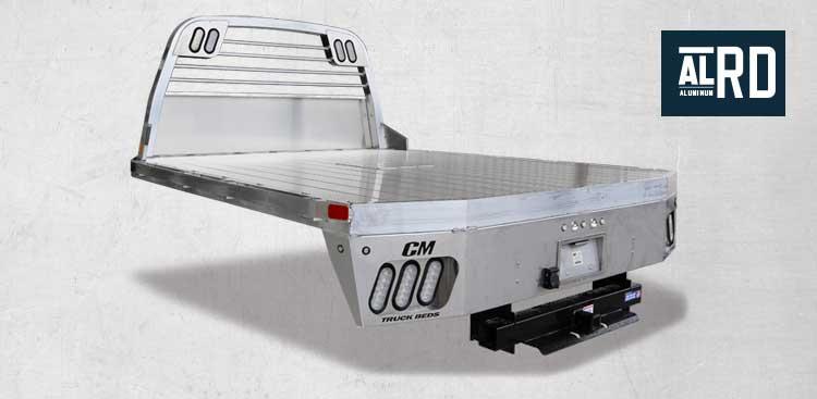 CM Truck Beds AL RD Model