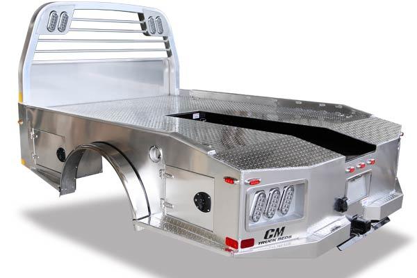 CM Truck Beds AL ER Model