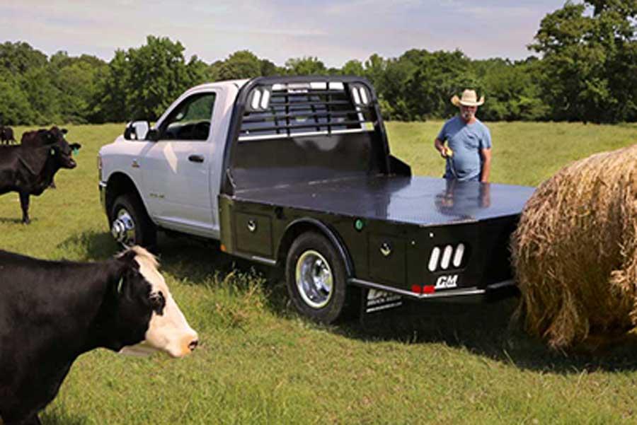CM Truck Beds Farming Truck Beds