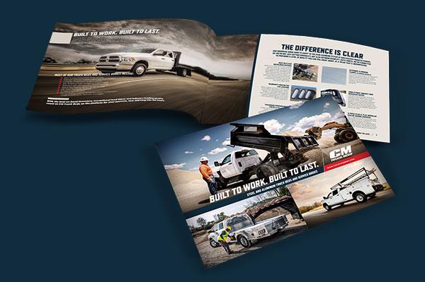 CM Truck Beds Brochure