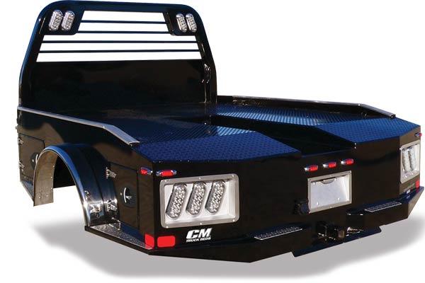 CM Truck Beds ER Model