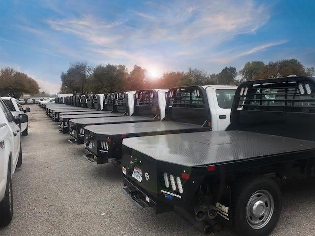CM Truck Beds Fleet