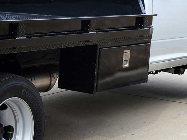 Front Underbody Toolbox