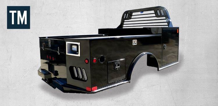 TM truck bed