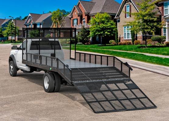 CMTruck Beds Landscape Body LB Model