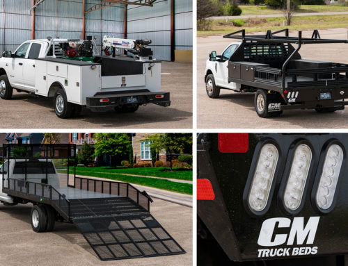 CM Introduces Several Innovative New Models for 2020