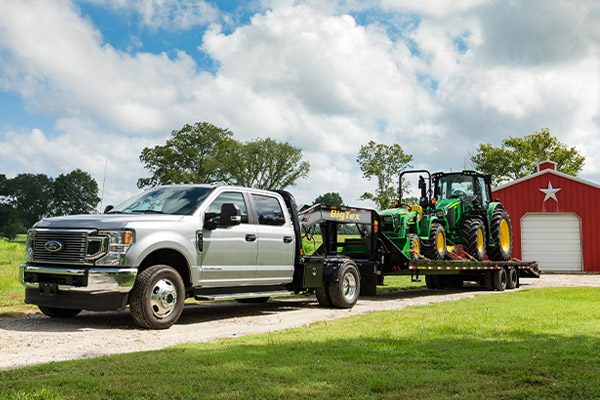 CM Truck Beds Hot Shot Truck Bed Hauling Tractors